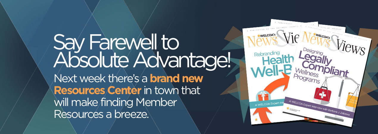 Say Farewell to Absolute Advantage! New Resources Center coming next week!