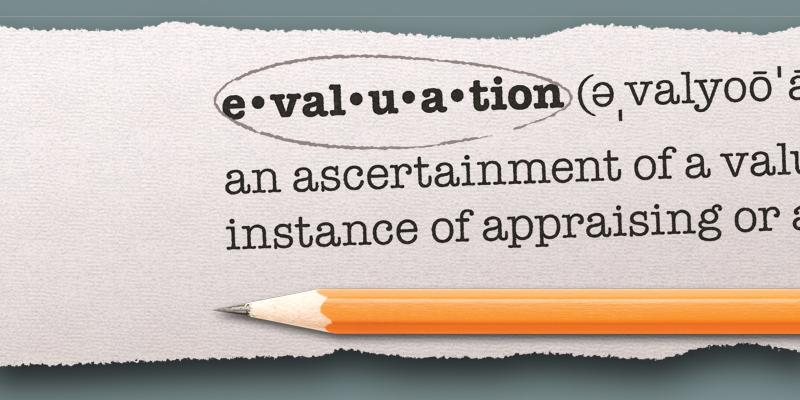Evaluation Fundamentals >> The Fundamentals Of Evaluation Welcoa